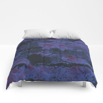 Juxtapose Comforters by DuckyB
