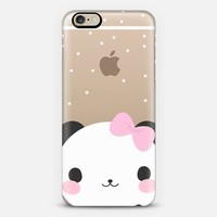 Ms. Panda iPhone 6 case by Camil D. | Casetify