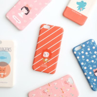 Hellogeeks iPhone 6 Pattern Case