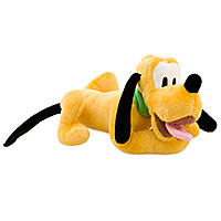 Pluto Plush Toy - Mini Bean Bag - 9''
