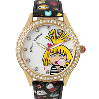 Betsey Johnson Betsey Emoji Watch | Dillards