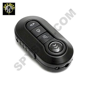 Professional Car Keychain Spy Camera DVR