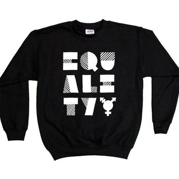 EQUALITY -- Youth Sweatshirt