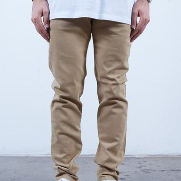 Khaki | Slim Fit