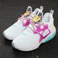 HCXX 19Aug 519 Nike React Presto CD9015-101 Sneakers Casual Jogging Shoes