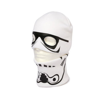 Star Wars Hat and Neckwarmer Set [Stormtrooper]