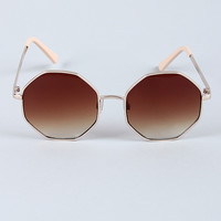 Shifty Shape Sunglasses