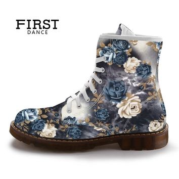 Plus Size Custom Men Boots 38 to 50 Spring Canvas Rubber Oxford Lightweight Shoes  Lace Up  Footwear Adult 3D Printing Sneaker