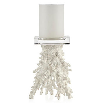Coral Pillar Holder | Summer Sanctuary | Collections | Z Gallerie