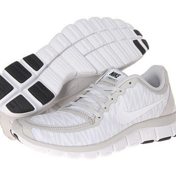 Nike Free Run 5.0 V4 running shoes with Swarovski Crystals