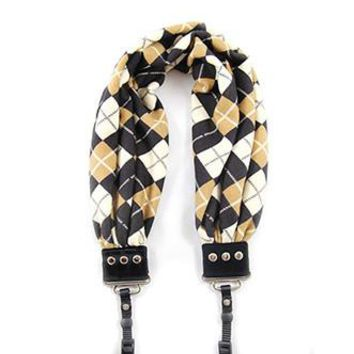 Joey Tan Scarf Camera Strap - Capturing Couture - CASCARF-JOET