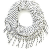 ModCloth What Glows Around Scarf in Snow