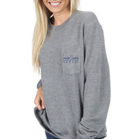 LJ Pocket Logo Sweatshirt – Lauren James Co.