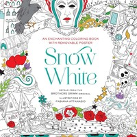 Snow White Coloring Book CLR CSM