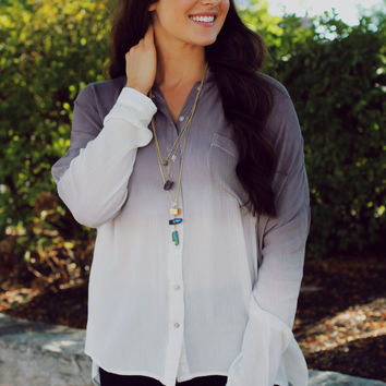 Fade to Dusk Top