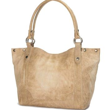 Frye Melissa Shoulder Bag Sand DB146