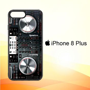 Digital Mixer Dj Turntable Electronic Music F0362 iPhone 8 Plus Case
