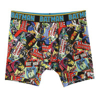 DC Comics Batman Comics Print Boxer Briefs