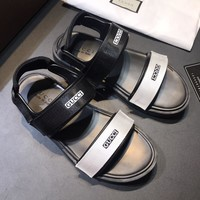 Gucci Fashion Casual Sandals Shoes