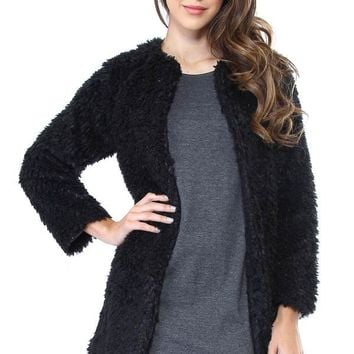 Teddy Bear Cardigan - Foreign Exchange