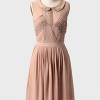weekend in prague pleated dress at ShopRuche.com