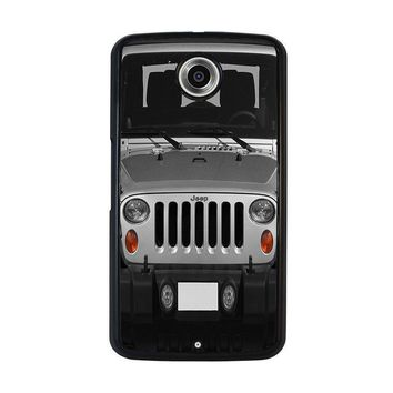 jeep nexus 6 case cover  number 1