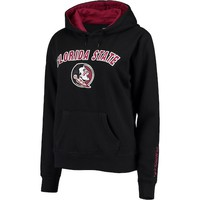 Men's Nike Black Florida State Seminoles 2018 Sideline Performance Full-Zip Hoodie