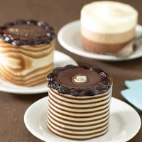 Mousse Cake Sampler   Desserts & Sweets   Stonewall Kitchen - Specialty Foods, Gifts, Gift Baskets, Kitchenware and Kitchen Accessories, Tableware, Home and Garden Décor and Accessories