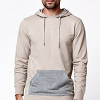 On The Byas Bart Pullover Hooded Shirt - Mens Shirt
