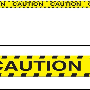 Caution Party Tape Case Pack 24