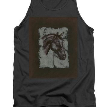 Horse Portrait - Tank Top