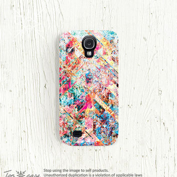 Samsung galaxy s3 case Abstract Galaxy note 2 case Colorful Galaxy 2 case Unique Galaxy s4 case, Samsung case, Galaxy s4 cover /c23
