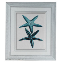 Crestview Starfish 3 Framed Print Art