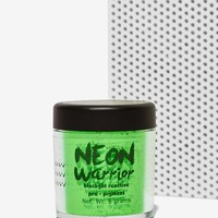 Medusa's Makeup Neon Warrier Body Pigment - Green
