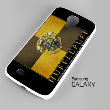 Harry Potter Hufflepuff Crest A0255 Samsung Galaxy S3 S4 S5 Note 3 Cases - Galaxy