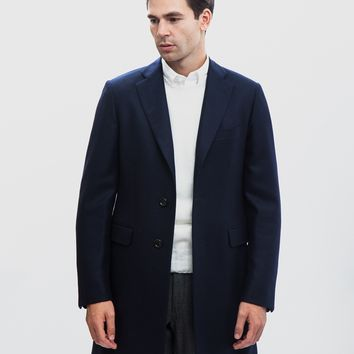 Trunk | Caruso per Trunk | Wool Overcoat