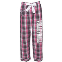 Pink Plaid Volleyball Pants