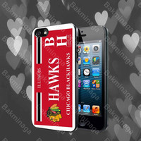 Chicago Blackhawks case for iPhone 4, 4S, 5, 5S, 5C and Samsung Galaxy s2, s3, s4