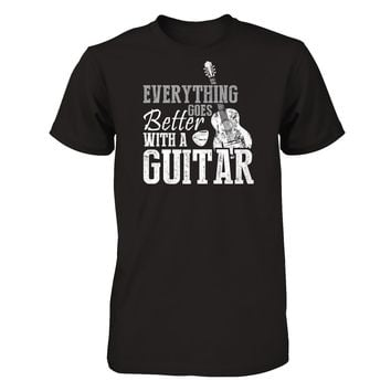 Everything Goes Better With A Guitar