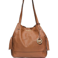 Michael Michael Kors Extra Large Ashbury Leather Grab Bag