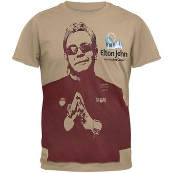 Elton John - With Ray Cooper 2010 Tour T-Shirt