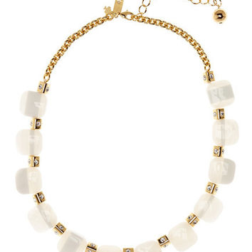 Kate Spade New York Colorblock Necklace - Multiple Colors