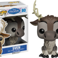Funko Pop! Disney Frozen Vinyl Figure Sven #80 - Toys on Fire