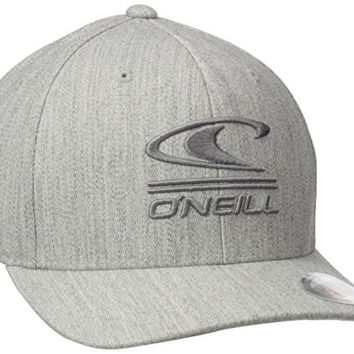 O'Neill Men's Limpio Y Malo Hat, Grey, Large/X-Large