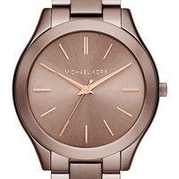 Michael Kors 'Slim Runway' Bracelet Watch, 41mm | Nordstrom