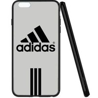 Top Adidas.00 Logo Stripe Print On Hard Cover Phone Case Protector For iPhone
