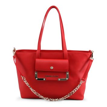 Versace Jeans- Pouch Front Chain Tote