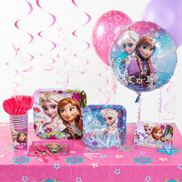 Disney Frozen Deluxe Party Pack