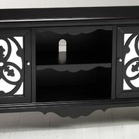 Reflections Lescott Media Cabinet - Office Credenzas -  Home Office -  Furniture | HomeDecorators.com