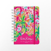 2014 Small Agenda - Lilly Pulitzer